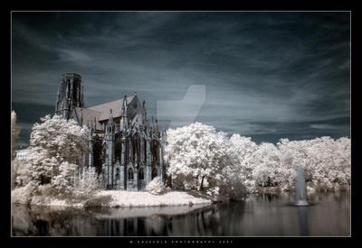Church by Finvara