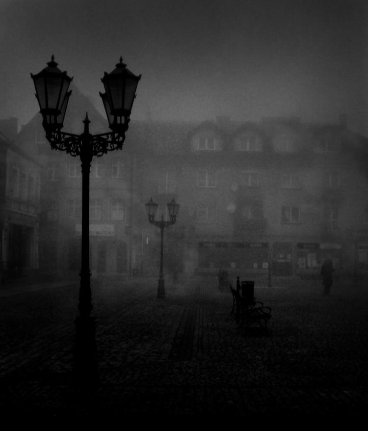 + Hot Gloomy Desert. by NazgarothGarneth