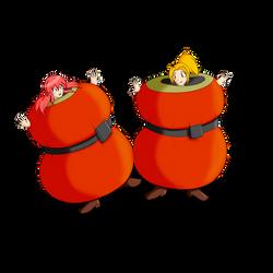 Inflate-a-Scarlet and Nova
