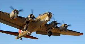 B-17G Almost Home Again