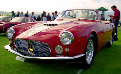 Maserati 3500 Cabo Custom by PzlWksMedia
