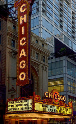 The Old Chicago Theater