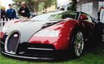 Bugatti Prototype at The Quail