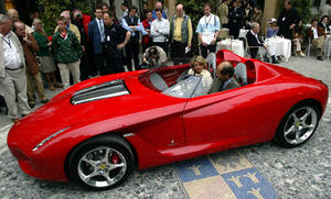 Pininfarina -Rossa Concept