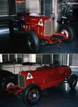 Alfa RLTF Targa Florio 1924
