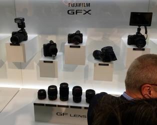 Image Fuji's new GFX medium Digital