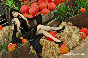 Halloween by udnaan