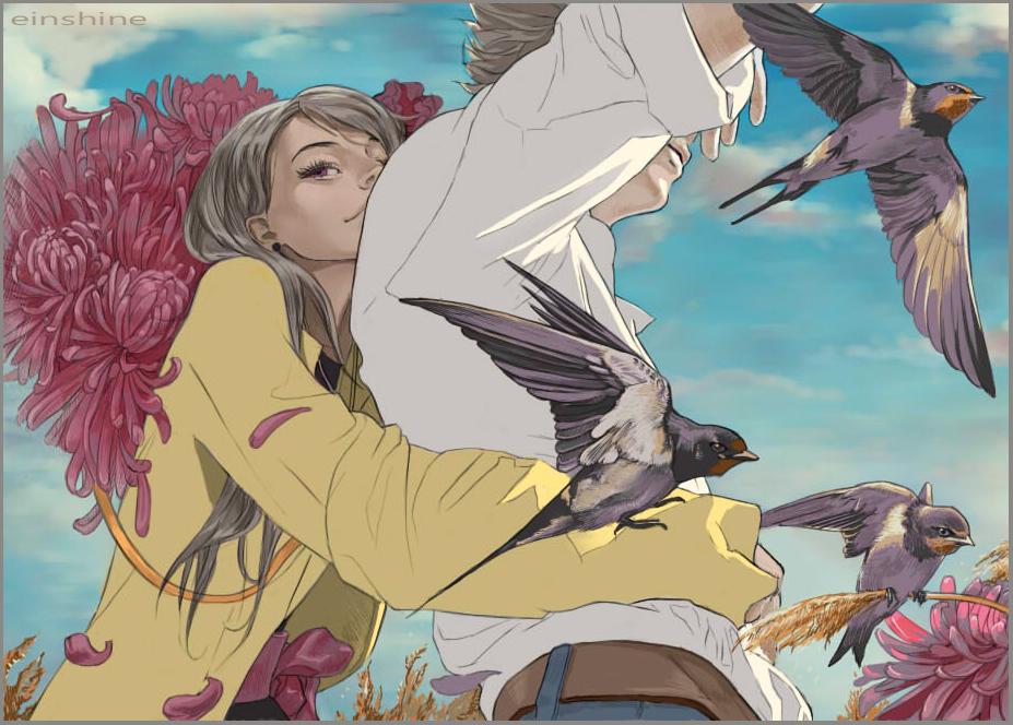my Valentine by einshine-from-anime