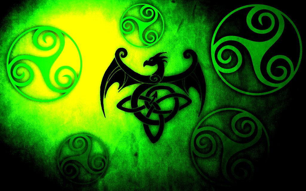 Celtic HD Wallpaper 1 By Dervius Gormal