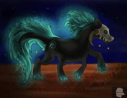 Runner Of The Night