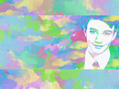 Chris Colfer Wallpaper