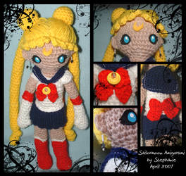 Sailormoon Amigurumi