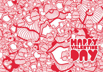 Happy Valentine Day by ideareattiva