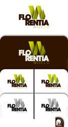 FLORENTIA WORLD - Logotype I by ideareattiva