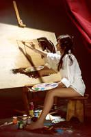 The painter by ideareattiva