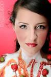 2013 Glamour calendar - Strawberry