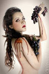 2013 Glamour Calendar: Grape