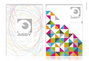 ASSY 2014 COVERS by ideareattiva