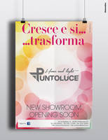 II ADV for Puntoluce by ideareattiva