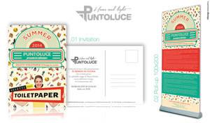 PUNTOLUCE INVITATION by ideareattiva
