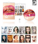 2015 Calendar - 12MOODS - ON SALE! by ideareattiva