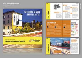 Top Media Outdoor  Brochure 2015 by ideareattiva