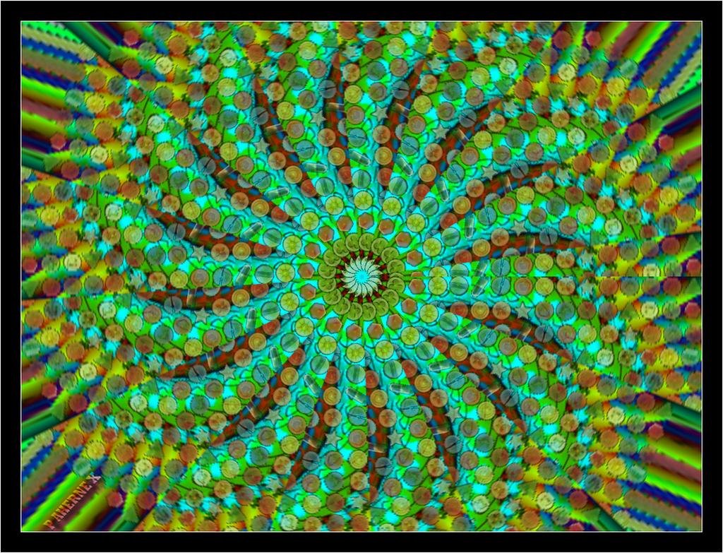 Rollin the Dew Away by Lasercrew420