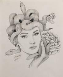 rsula Corber as Medusa ()