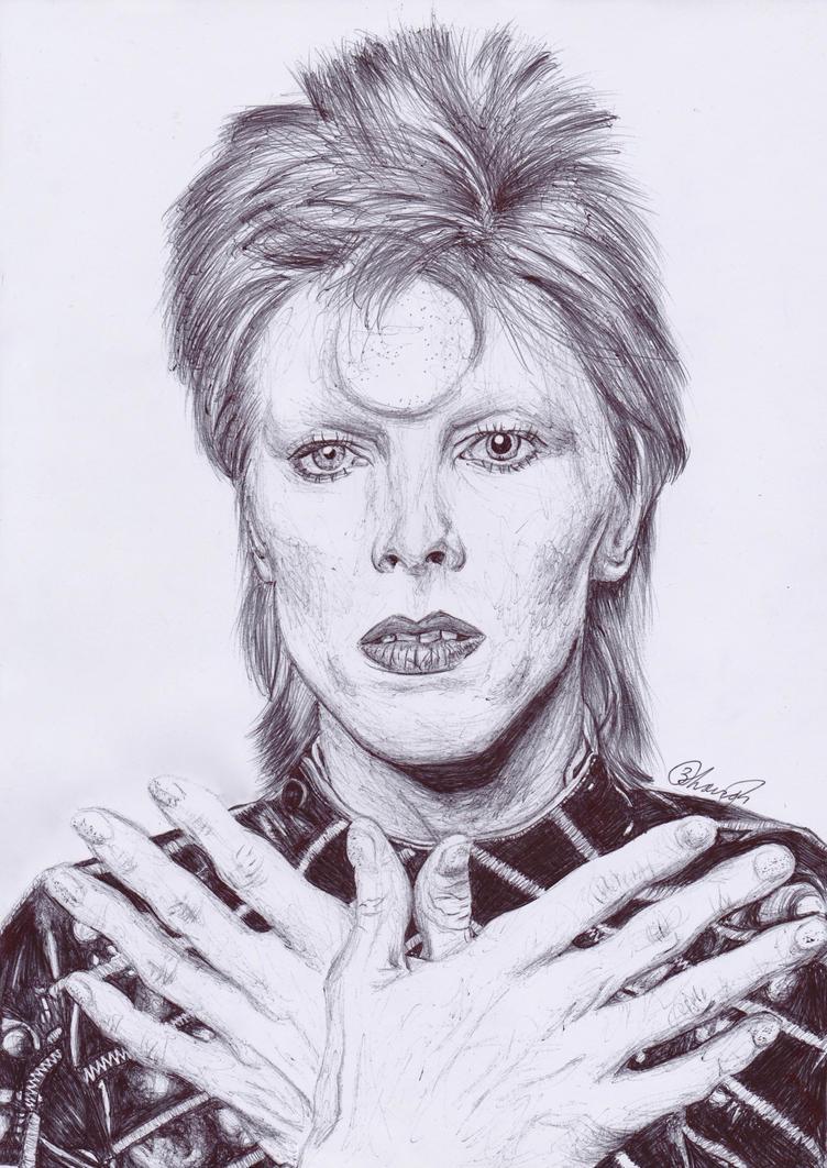 Ziggy Stardust by Changingtherain