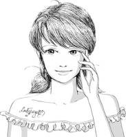 Marinette by LadyFreya123