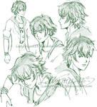 Luka sketches