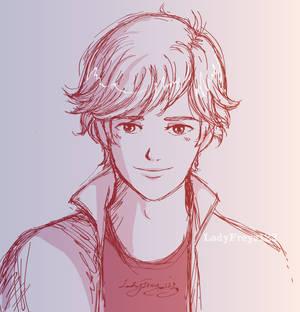 Adrien doodle 5655