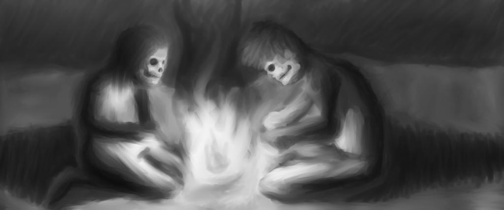 Dark Night by anime-halo