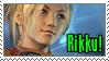 Rikku Fan by DeadCatStamps