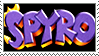 Spyro Logo by DeadCatStamps
