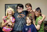 Weathers Family Photo July 2013