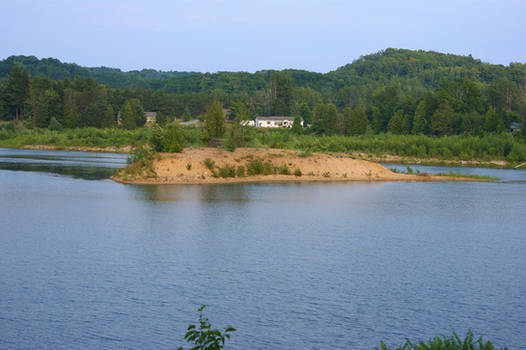 Boardman Pond Island