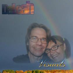 DaLeah Visuals Rainbow Fall