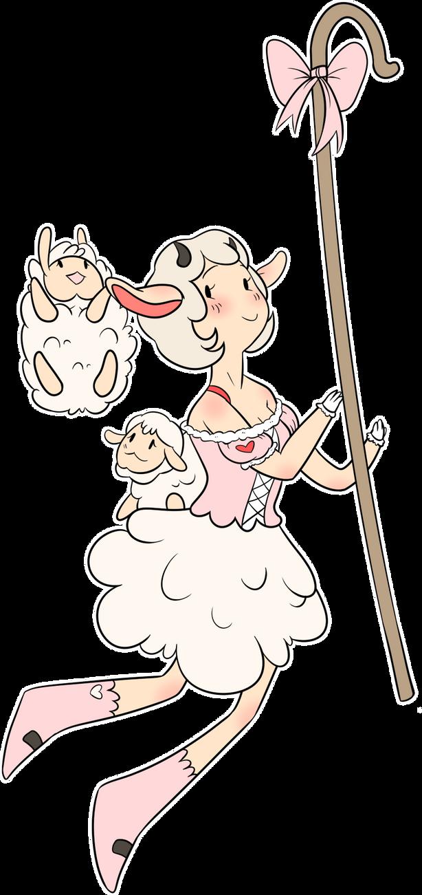 Sheep Princess Fanart by TheCupcake-Queen