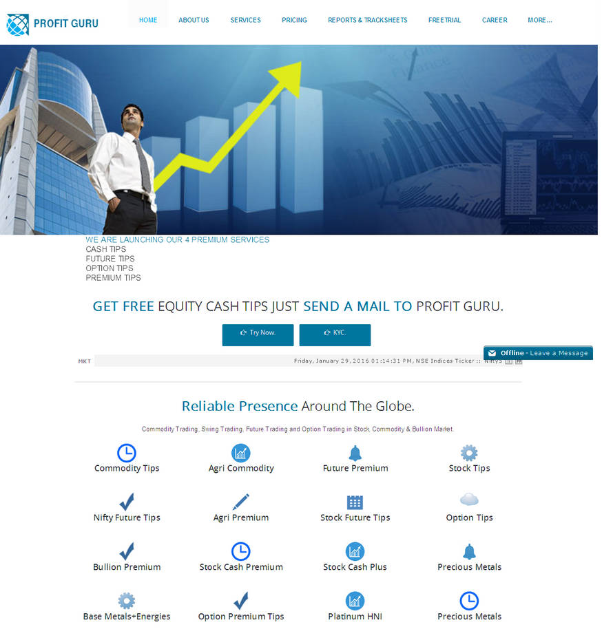 StockTips: Share Market Tips | Best Stock Market T by