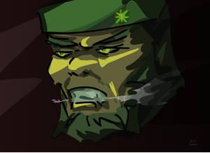 Volkov veteran face