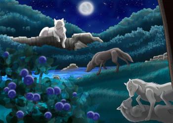 Wolfsies by Ariegn
