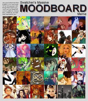Moodboard Meme - TAA
