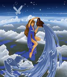 Aquarius by Ariegn