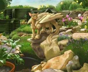Ferilon - Backyard Pest by Ariegn