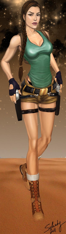 Tomb Raider 4 by Schuty