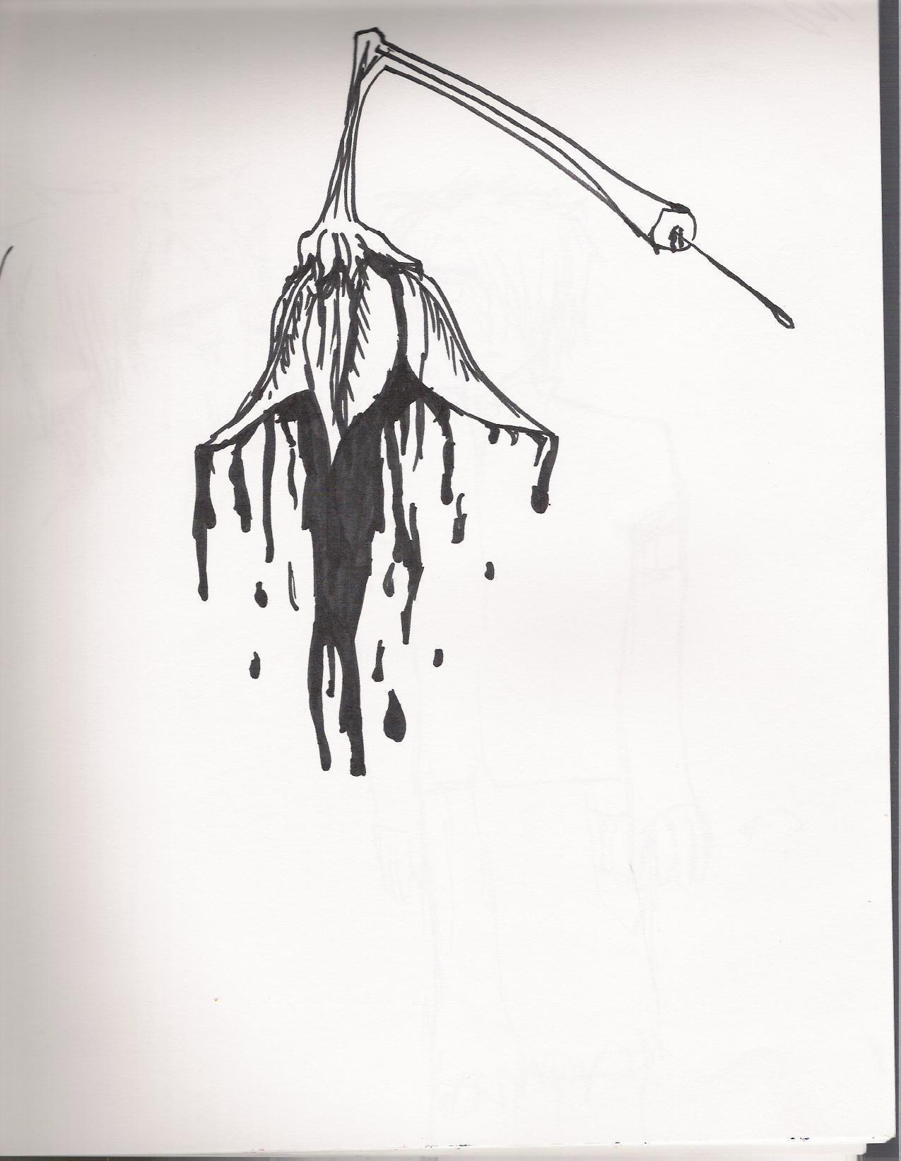 Bleeding Flower Three by SilentOffice