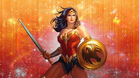 Wonder Woman Wallpapers By Rippenstain On Deviantart