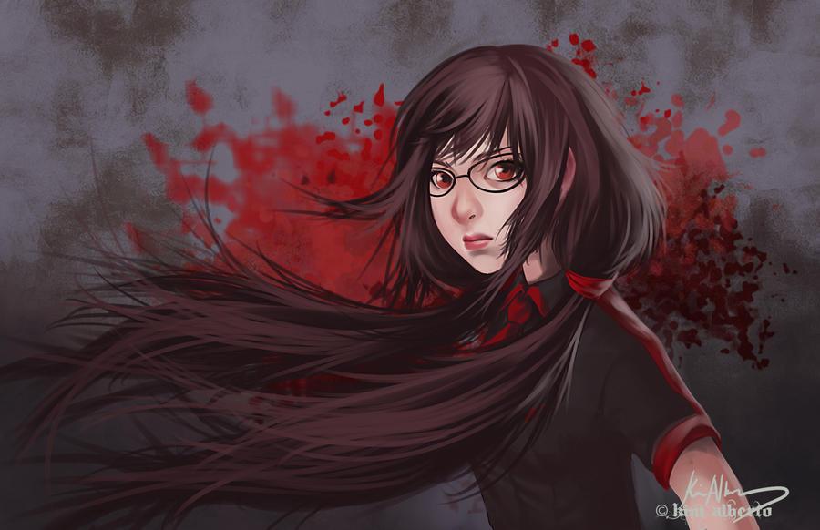 Kisaragi Saya by SavilleHyde