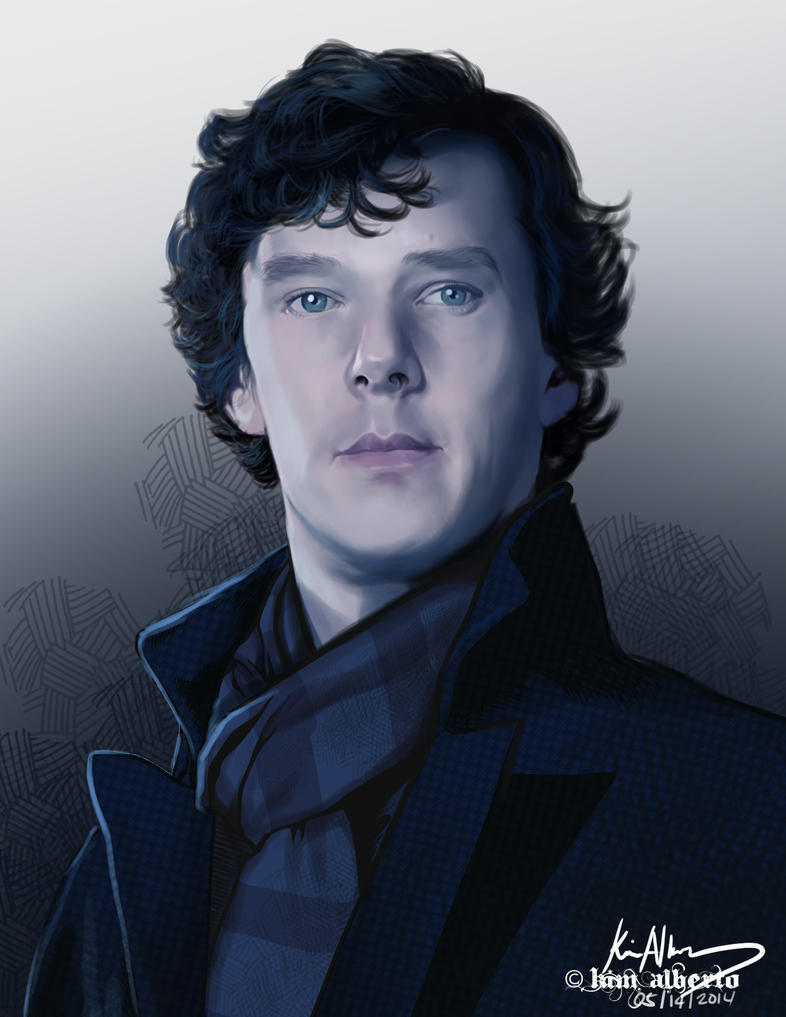 Sherlock by SavilleHyde
